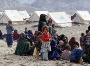افزایش درگیریها در غور باعث آواره شدن ۱۵۰۰ خانواده به مرکز این ولایت شده است