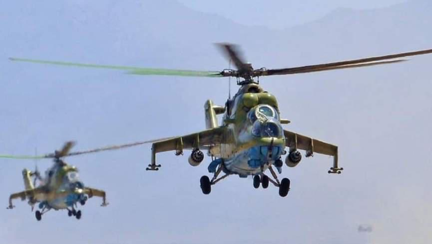 حملات هوایی در زاول هرات/ ۲۵ کشته و ۱۰ زخمی از طالبان