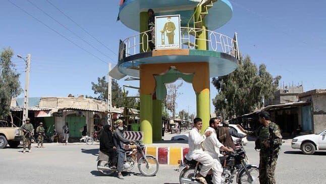 دو نفوذی طالبان در فراه بازداشت شدند