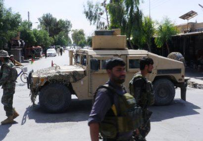 تلفات سنگین طالبان در فراه/درگیری در حومههای شهر جریان دارد