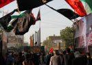 به روایت تصویر از روز تاسوعای حسینی در بکراباد ولایت هرات