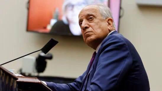 متن کامل روزنامه واشنگتن پست در مورد زلمی خلیلزاد