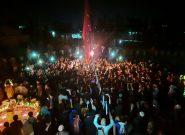 برپایی نمایشگاه عاشورایی در هرات همراه با استقبال پُرشور مردم از این برنامه