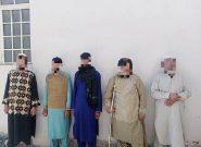 یک باند از سارقین مسلح در هرات منهدم شد