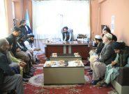 رئیس جدید حوزه دریای هریرود – مرغاب آغاز به کار کرد