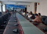 مقامات فراه در دیدار با نمایندگان ۶ سازمان کمککننده، خواستار فعالیت دوامدار آنان در فراه شدند