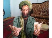 """یک فرد با مقدارِ قابل ملاحظهی """"بانکنوت"""" جعلی در هرات دستگیر شد"""
