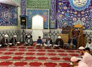 برگزاری مراسم ختم قرآن برای شهدای قندوز در هرات