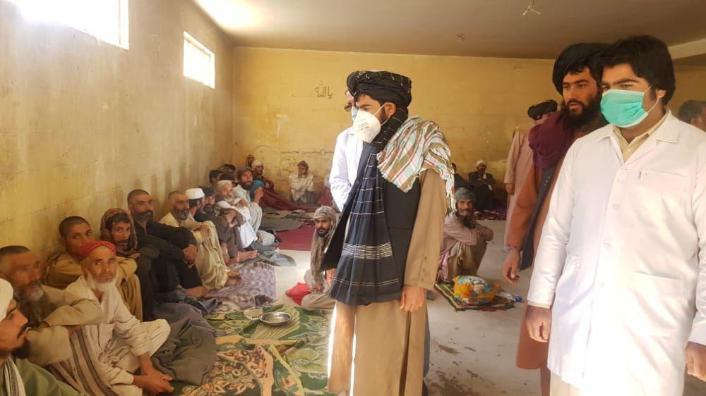 در کلینیکهای ترک اعتیاد فراه، ۶۵۰ تن تحت تداوی اند