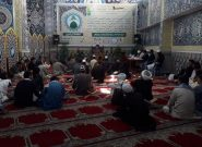 مسابقات قرآنی در بخش حفظ و قرائت میان قاریان داخلی و خارجی در شهر هرات برگزار شد