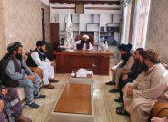 مفتی عبدالسلام اشرفی رئیس اقتصاد هرات تعیین شد