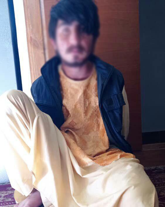 بازادشت فردی در هرات که به نام نیروهای دولتی اخاذی میکرد